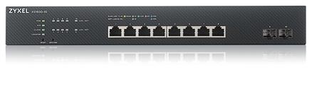 XS1930-10, 8-port Smart Man.switch with 2xSFP+